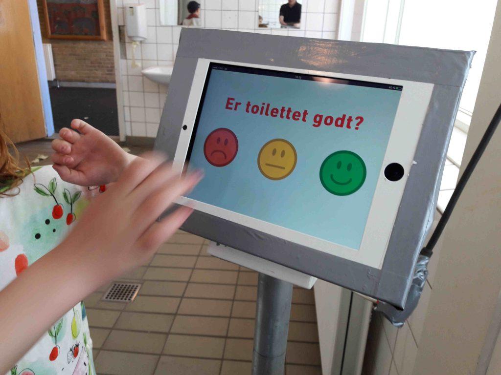 Skoletoiletter. Måling af tilfredshed med skoletoiletter