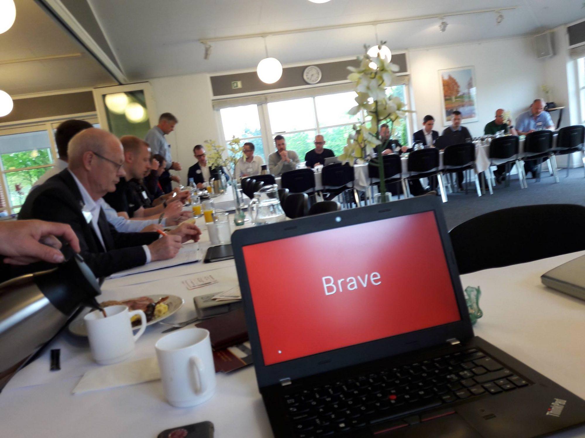 Nudgingkursus hos Brave. Du får en god introduktion til nudging.
