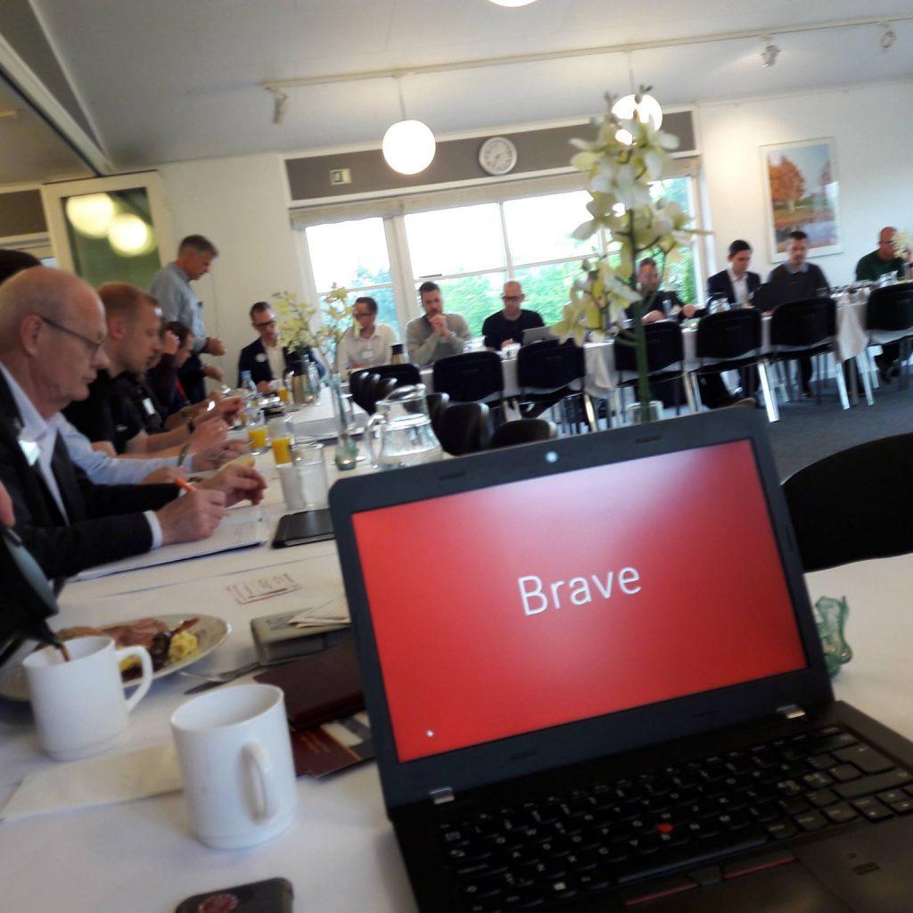 Nudging uddannelse og adfærdsdesign hos Brave. Nudgingprojekter. Viden om nudging. Nudgingeksperter