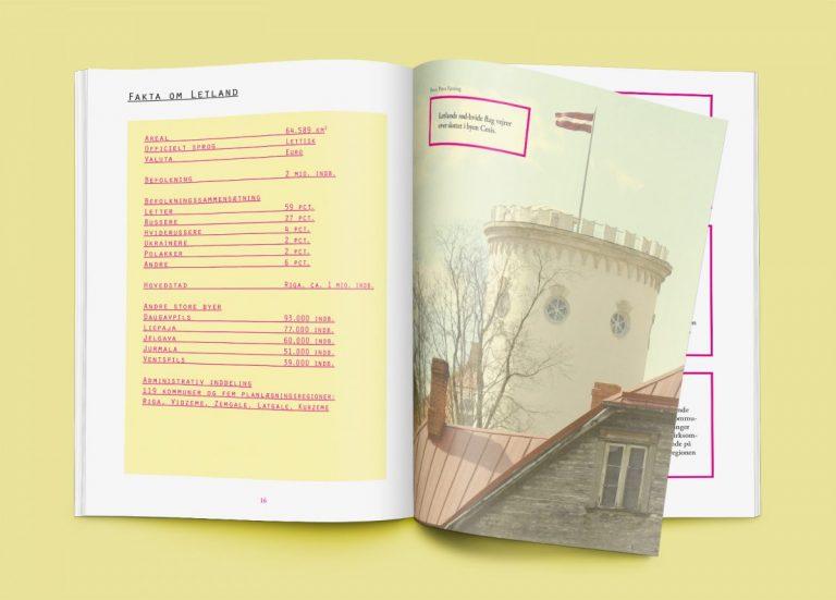 Print og brochure udføres af Brave. Grafisk design og hjælp til kommuniikation.