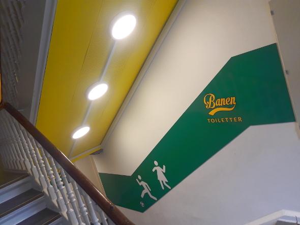 Nudging og navigation. Skole på Frederiksberg – Banen gårdtoiletter. Fra ulækre skoletoiletter til lækre skoletoiletter. Navigation af skoletoiletter.
