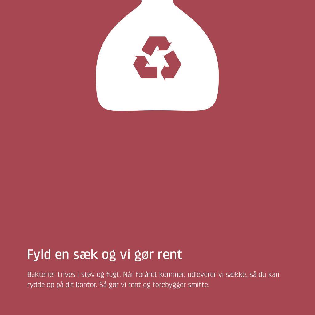 Nudging og affald. En nudgingkampagne der fungerer i kommunen. Brave er ekspert i nudging og adfærdsdesign. Se også www.nudging.nu