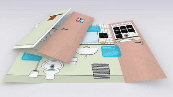 Information om toiletter. Skoletoiletter og nudging. Nudging og skoletoiletter vinder priser. Brave hjælper folkeskolen med skoletoiletter.