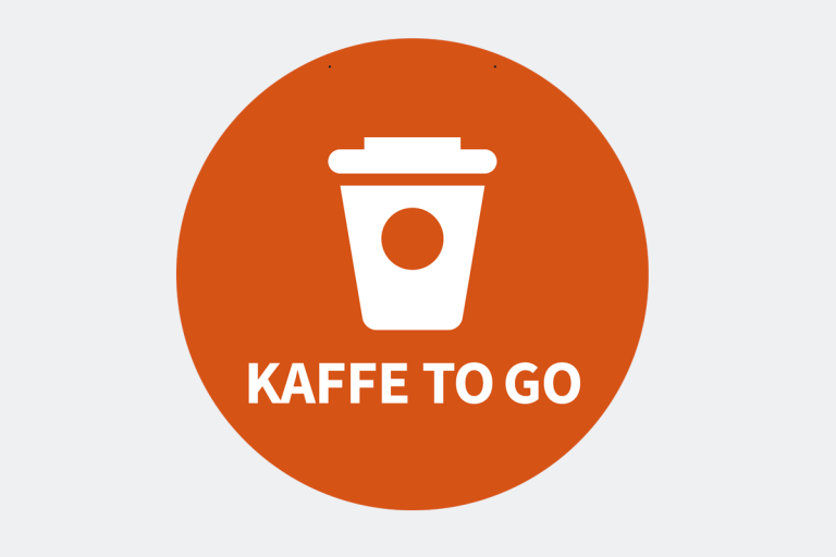 kaffe-to-go på Sorø Kommune