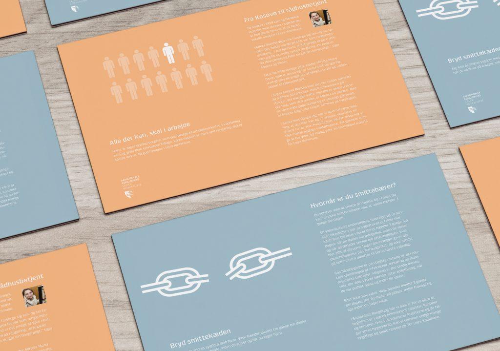 Nudging og kommuniaktion. Brave arbejder med adfærdsdesign og nudging. Dækkeserviet til Lejre Kommune