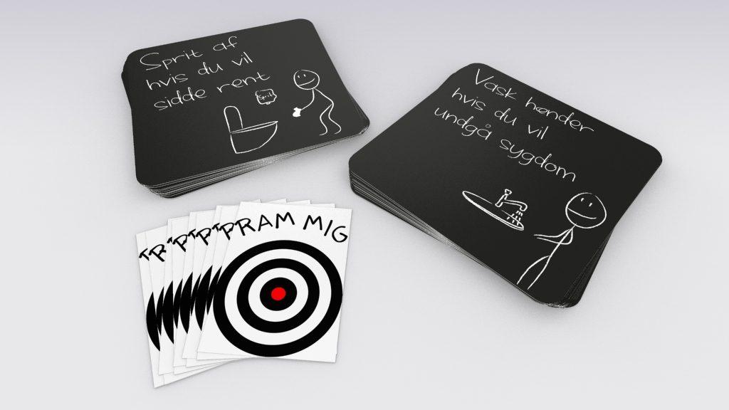 Ulækre skoletoiletter og nudging. Få hjælp med skoletoiletter hos Brave. Adfærdsdesignprojekter fra Brave.