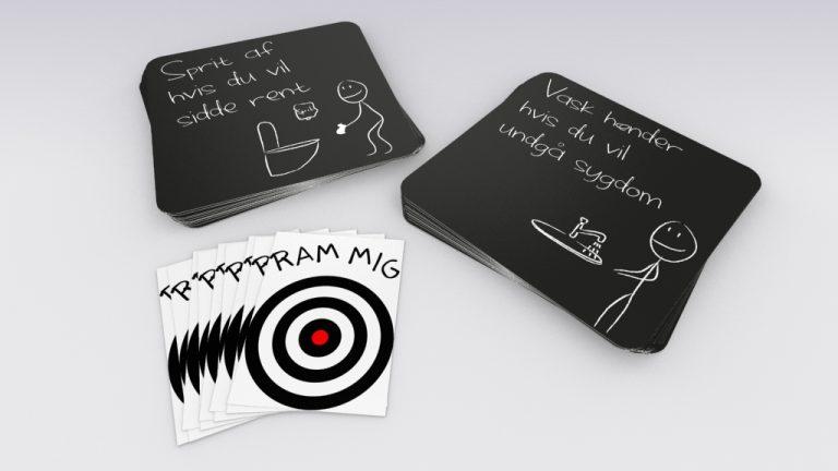 Ulækre skoletoiletter og nudging. Få hjælp med skoletoiletter hos Brave. Nudging og adfærdsdesign fra Brave.