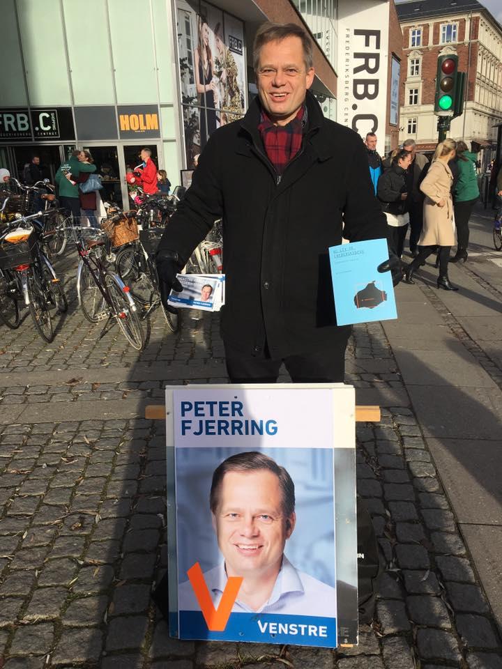 Politisk valgkampagne udført af Brave. Her er det valgkampagne for venstre. Få hjælp til valgkampagner hos Brave.