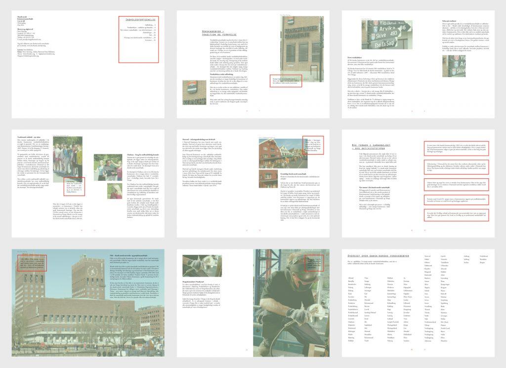 Grafisk design og hjemmesider i wordpress. Udviklet af brave. Opsætning af bog. Sorø.