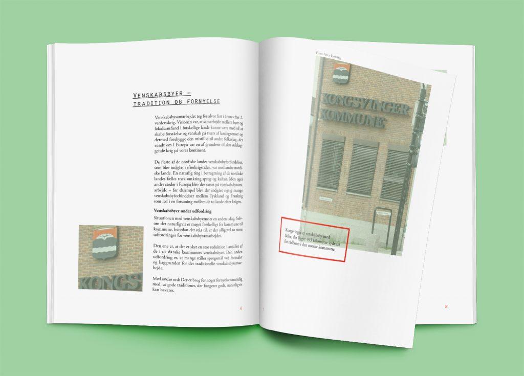 Brochurer og grafisk design. Udviklet af Brave. Sorø. Et reklamebureau. Kommunikation og strategi.