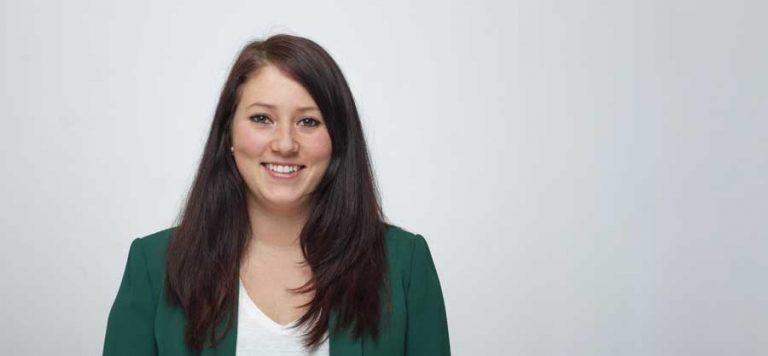 Chenna Deveril, adfærdsdesigner hos Brave. Nudgingprojekter.