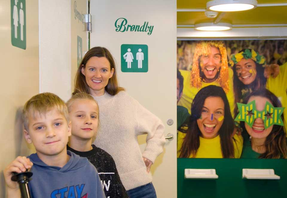 Adfærdsdesign giver Danmarks bedste skoletoiletter. Et yderst vellykket projekt.