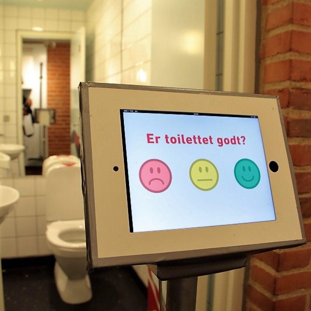 Skoletoiletter - Fremtidens skoletoilet - hjælp til skoletoiletter - design af skoletoiletter