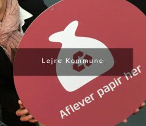 Affaldssortering hos Lejre Kommune fra Brave.dk