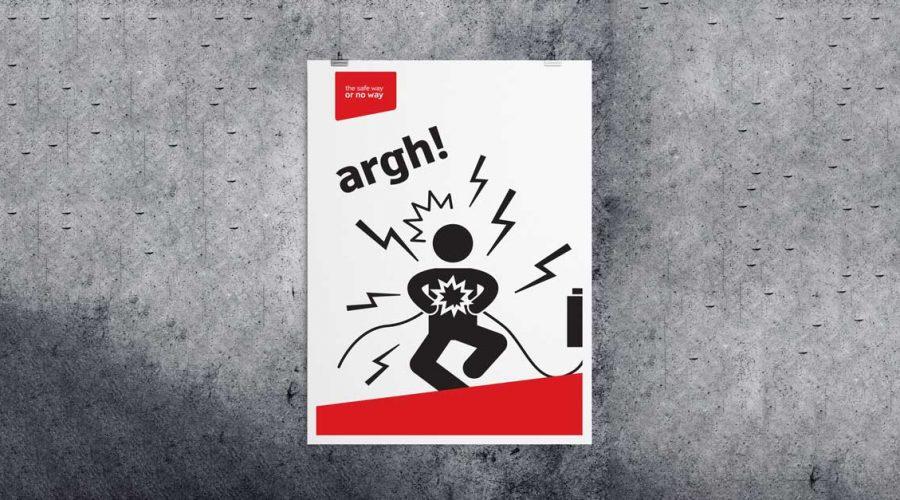Nudging på arbejdspladsen. Brave forbygger ulykker med nudging og adfærdsdesign. Læs mere på www.nudging.nu